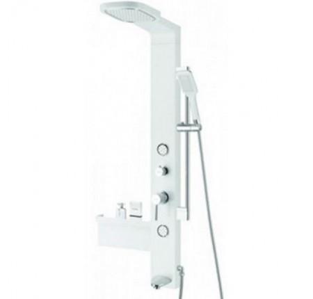 Душевая система Q-Tap Shower Panel WHI 1114