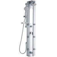 Душевая система Q-Tap Shower Panel SIL 1101