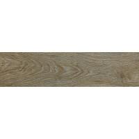 Плитка напольная InterCerama Exselent темно-коричневая 032 15х60 (м.кв)