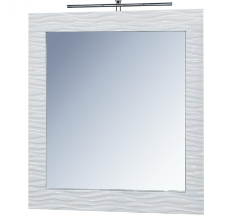 Зеркало Мойдодыр Модерн 80х60 (led)