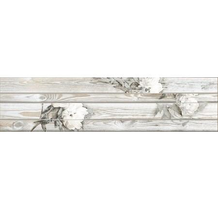 Бордюр напольный InterCerama Loft серый 071 15х60 (шт)
