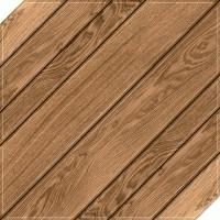 Плитка напольная InterCerama Urban темно-коричневая 032 43х43 (м.кв)