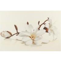 Настенный декор Opoczno Flora Magnolia Inserto 30x45 (шт)