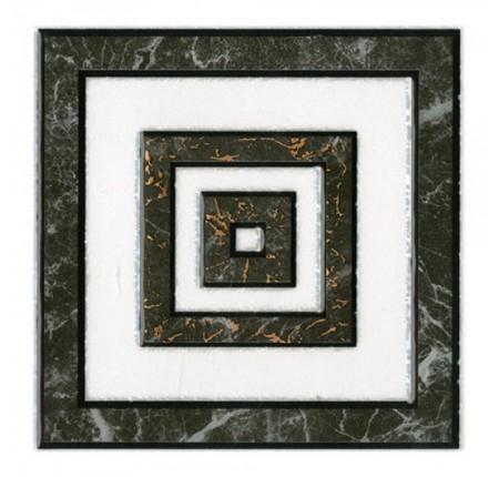 Декор напольный InterCerama Alon серый 071 13,7х13,7 (шт)