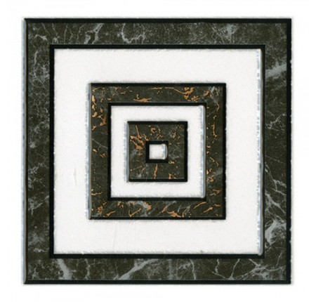 Декор напольный InterCerama Alon серый 071 10х10 (шт)