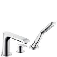 Cмеситель для ванны Hansgrohe Metris 31190000