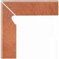 Клинкер Opoczno Solar Orange Scurting Structura L/R 8x30 (шт)