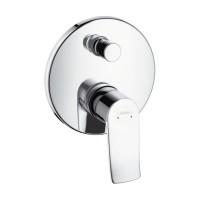 Cмеситель для ванны Hansgrohe Metris 31493000