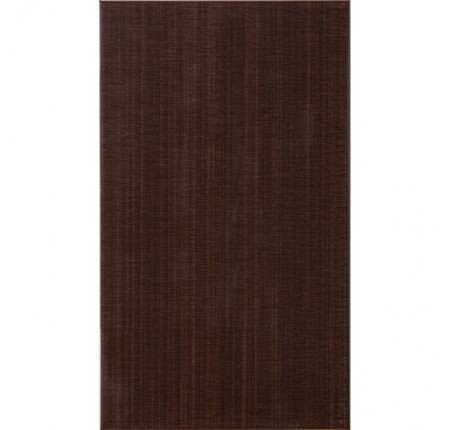 Плитка настенная InterCerama Fantasia темно-коричневая 032 23х40 (м.кв)