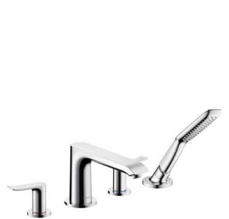 Cмеситель для ванны Hansgrohe Metris 31442000