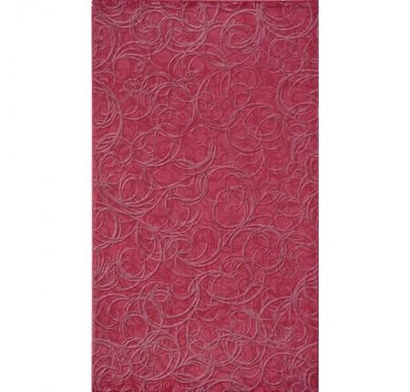 Плитка настенная InterCerama Brina темно-розовый 042 23х40 (м.кв)