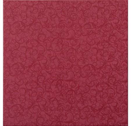 Плитка напольная InterCerama Brina темно-розовый 042 35х35 (м.кв)