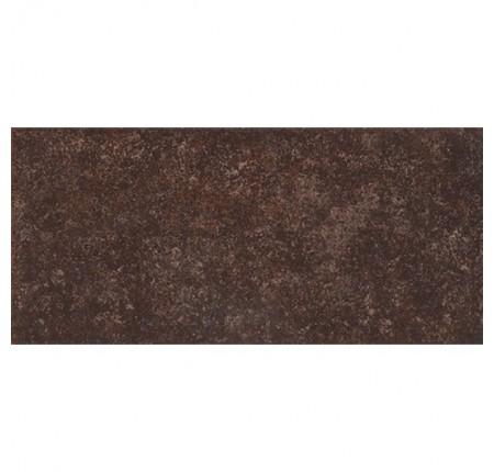 Плитка настенная InterCerama Nobilis темно-коричневая 032 23х50 (м.кв)