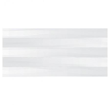 Плитка настенная InterCerama Batik светло-серая 071 23х50 (м.кв)