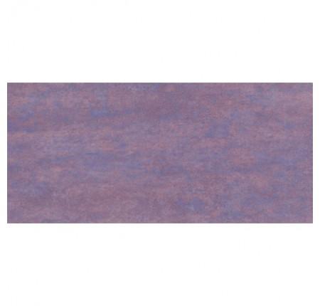 Плитка настенная InterCerama Metalico темно-фиолетовая 052 23х50 (м.кв)