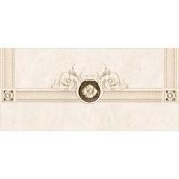 Декор настенный InterCerama Fenix серый 071 23х50 (шт)