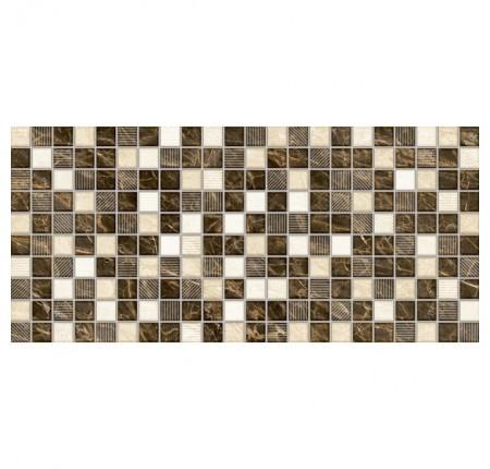 Декор настенный InterCerama Fenix серый 071-3 23х50 (шт)