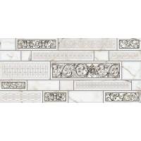 Декор настенный InterCerama Plaza серый 071 23х50 (шт)