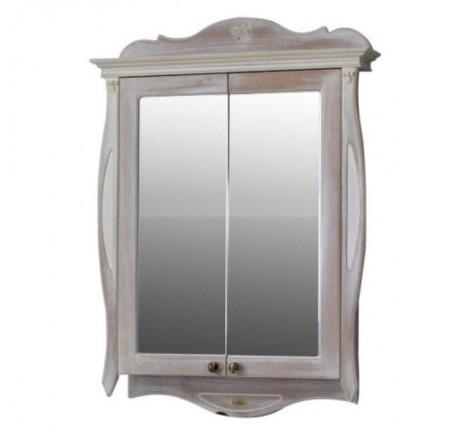 Шкаф зеркальный Ольвия (Атолл) Ривьера daisy