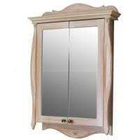 Шкаф зеркальный Ольвия (Атолл) Ривьера apricot