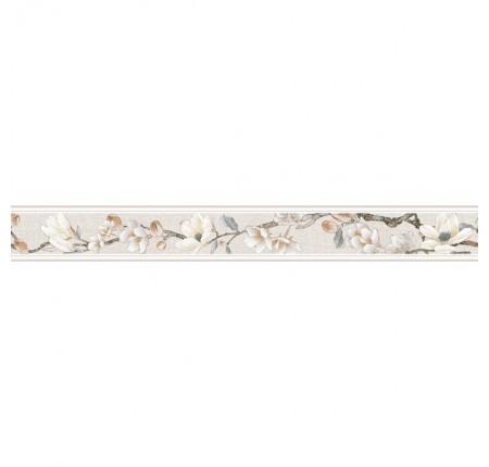 Бордюр вертикальный InterCerama Dolorian серый 071 7х60 (шт)