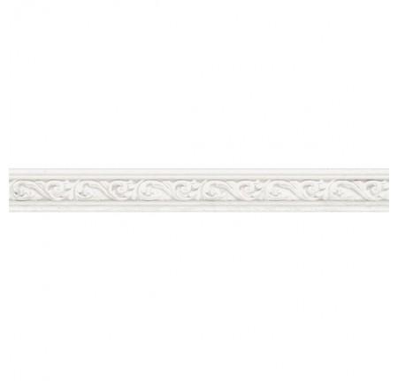 Бордюр вертикальный InterCerama Treviso серый 071 7х60 (шт)