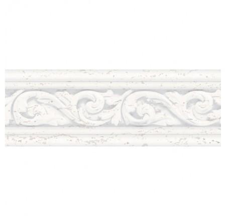 Бордюр широкий InterCerama Treviso серый 071 8х23 (шт)