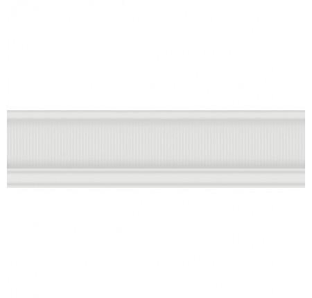 Бордюр InterCerama Arabesco белый 061 6х23 (шт)