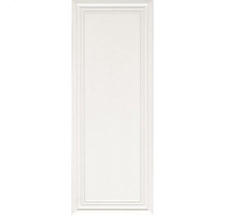 Плитка настенная InterCerama Arte белая 061 23х60 (м.кв)