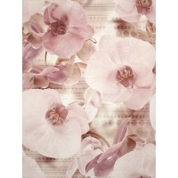 Панно Cersanit Elisabeta цветок 45x60 (компл)