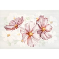 Декор настенный Cersanit Melissa цветок 30x45 (шт)