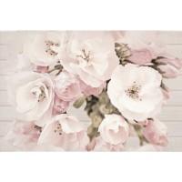Декор настенный Cersanit Sakura цветок 30x45 (шт)