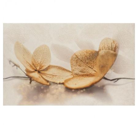 Декор настенный Cersanit Samanta цветок 25x40 (шт)