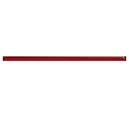 Фриз Cersanit стекло красный 1,5x40 (шт)