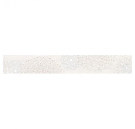 Бордюр вертикальный InterCerama Galant 021 бежевый 7х50 (шт)