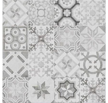 Декор напольный Cersanit Concrete Style Inserto Patchwork 42х42 (шт)