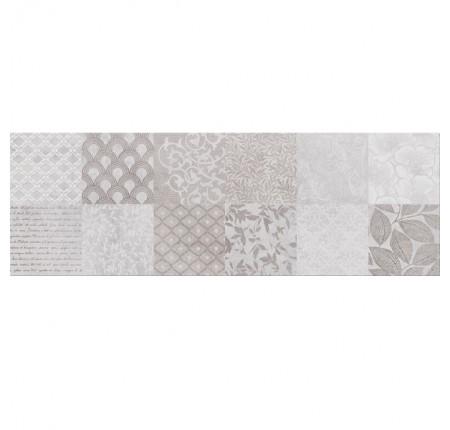 Плитка настенная Cersanit Snowdrops Patchwork 20x60 (м.кв)