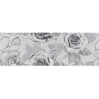 Декор настенный Cersanit Snowdrops Flower 20x60 (шт)