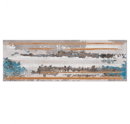 Декор настенный Cersanit Snowdrops Inserto Lines 20x60 (шт)