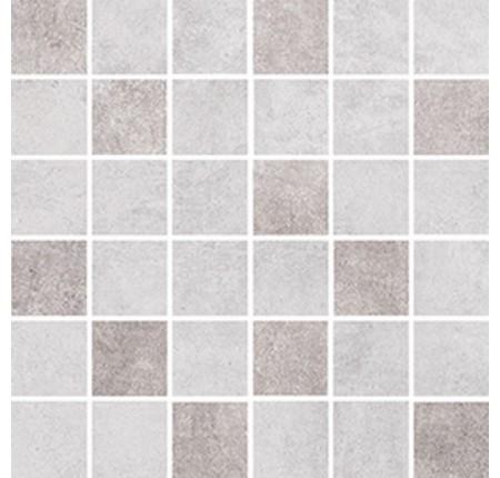 Декор настенный Cersanit Snowdrops Inserto Mosaic Mix 20x20 (шт)