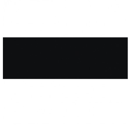 Плитка настенная Cersanit Simple Art Black Glossy 20x60 (м.кв)