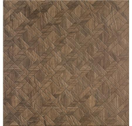 Плитка напольная Cersanit Egzor Brown паркет 42x42 (м.кв)