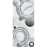 Декор настенный InterCerama Mare серый 071 23х50 (шт)