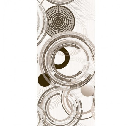 Декор настенный InterCerama Mare коричневый 031-1 23х50 (шт)
