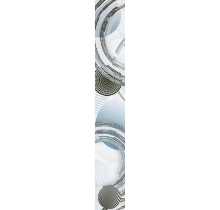 Бордюр вертикальный InterCerama Mare серый 071 7х50 (шт)