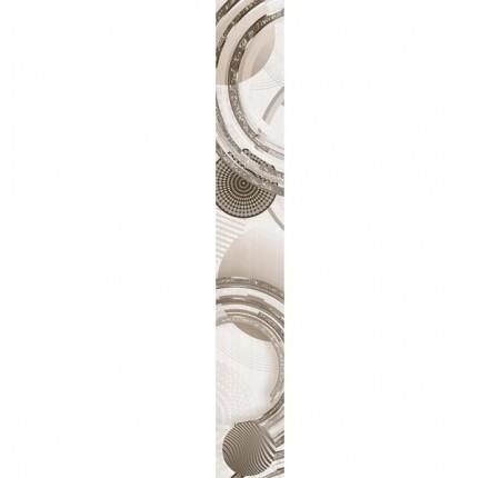 Бордюр вертикальный InterCerama Mare коричневый 031 7х50 (шт)