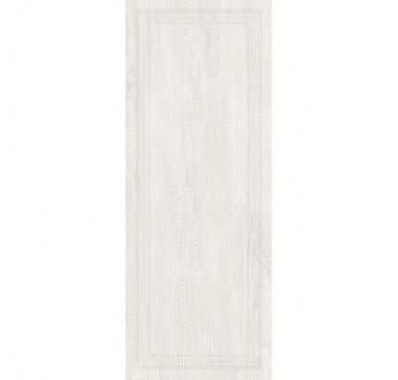 Плитка настенная InterCerama Townwood серая рельефная 071 23х60 (м.кв)