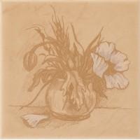 Декор настенный Atem Imola Poppy B 100x100 (шт)