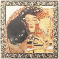 Декор настенный Atem Parma Klimt 1W 100x100 (шт)