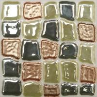 Декор настенный Atem Orly Mosaik GN 100x100 (шт)